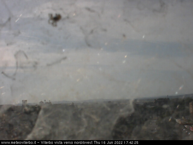 webcam viterbo nord